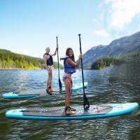 CE Certificated Inflatable Paddle Board Sup , Customized Blow Up Surfboard Manufactures