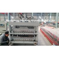 triple-decker roofing sheets Roll forming machine For Metal Panel sheets Manufactures