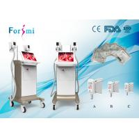 Big size,delicate appearance,4 flexible wheels,three sizes for handle choices,Cryolipolysis Slimming Machine Manufactures