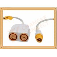 Siemens IBP Cable 8 Pin to 10 Pin for Invasive Blood Pressure Manufactures