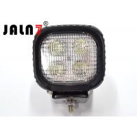 Vehicle 4 Led Auto Flood Lights For SUV JEEP ATV 12 Months Warranty Manufactures
