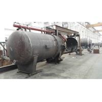 Oil Horizontal Pressure Leaf Filter For Food Industries No Leakage Manufactures