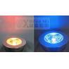 3w 16 Colors RGB LED Light Bulb MR16/E27 with Remote Control LED RGB spotlight AC/DC12V Manufactures