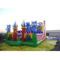 Disney Combo Inflatable Water Slide Manufactures