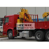 Quality Hydraulic Truck Mounted XCMG Construction Machinery For Safety Mining Industry for sale