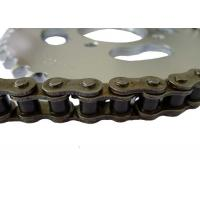 Customized Cd70 Silver Motorcycle Sprocket Chain 41t - 14t For Honda Motors Manufactures