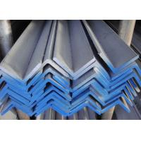 430 Stainless Steel Angle Bar RONSCO BAOSTEEL With Galvanized Surface Manufactures