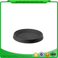 """Plastic Flower Pot Saucers / Plant Pot Trays Prevents Water Stains On Decks Large: is 13"""" inside diameter, 18"""" outside Manufactures"""