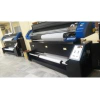 Dx7 Heads Dye Sublimation Textile Printer 1.8m Print On Transfer Paper And Textile Directl Manufactures