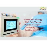 15 Watts Podiatry Laser Removal Machine For Heel Pain Therapy 980nm Wavelength Manufactures