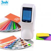 Whiteness testing spectrophotometer NS800 3nh CE approval color matching spectrophotometer with software Manufactures
