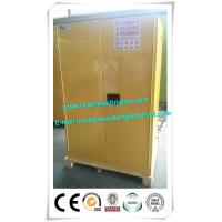 Manual Close Door Safety Cabinets For Flammables And Combustibles In Yellow Manufactures