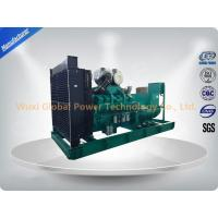 650 KVA / 520 KW Cummins Open Diesel Generator Set 50 HZ / 60 HZ Customized Manufactures