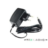 5V 2A Universal Ac Power Adapter DOE VI Energy Efficiency With 5.5 X 2.1mm Dc Jack Manufactures