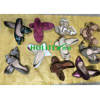 Holitex Used Women'S Shoes Clean / Comfortable Summer Second Hand Sandals Manufactures
