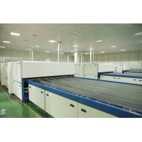 PV Modules Laminated Machine With Coated Glass EVA Solar Cell Back Sheet, PV Module Making Production Line Manufactures