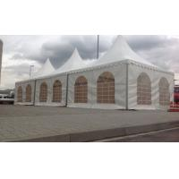 CE Approved Outdoor Wedding Gazebo Portable Tent Pagoda Party Trade Show Tent Manufactures