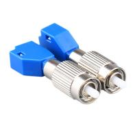 OPTOSTAR Single Mode 9/125 to Fiber Optic Hybrid Adapter LC to FC Female to Male Manufactures