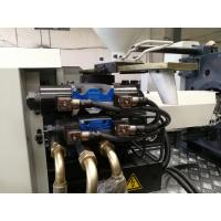 China Small Plastic Injection Molding Machine With 240L Oil Tank 180-500mm Mold Height on sale