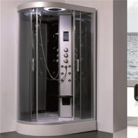 5mm Gray Tempered Glass Shower Cubicle , Stand Alone Shower Enclosures Manufactures