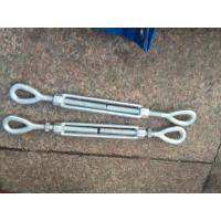 "3/8"" Size Rigging Hardware Hot Forged Turnbuckle For Wire Rope Fittings Manufactures"