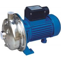 Centrifugal Pump Stainless Steel Water Pump For Water Tower 0.75HP Manufactures