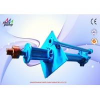 65ZJL - A30 Vertical Submersible Pump Centrifugal Pump For  Mining  / Coal / Chemical Manufactures