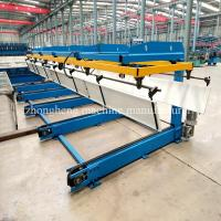 6 Meters Standard Automatic Stacker For Metal Panels With The Rail And Track Manufactures