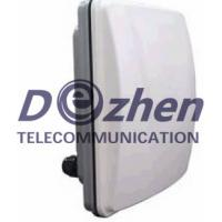 Waterproof Cell Phone Frequency Jammer , High Power Signal Jammer Remote Control Manufactures