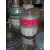Automatic Packaging Plastic Film In Rolls With Customized Printing For Toy / Pins / Gift