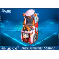 Low Energy Consumption Deformation Arcade Racing Game Machine Car Simulator Manufactures