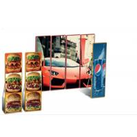 Buy cheap HD P2.5 Creative LED Screen Poster Display Wireless Mirror Advertising Indoor from wholesalers