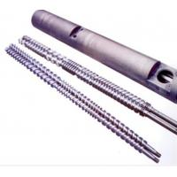 Automatic Grade Parallel Twin Screw Barrel For Plastic Pipe And Wires 1 Year Warranty Manufactures