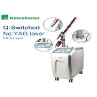 FDA Approved Q Switched Nd Yag Laser Machine For Pigmentation Removal Manufactures