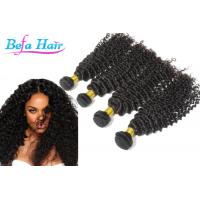 China 28 Inches Weave Pure Virgin Hair Bundles Bleached Flat Iron And Restyle on sale