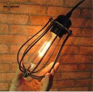 New  Vintage Pendant Lighting , Vintage Ceiling Light Candles Lamp Chandelier for Bedroom Livingroom Manufactures