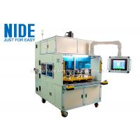 Fully Automatic Coil Winding Machine alternator stator winding machine With Eight Working Station Manufactures