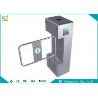 Quality ID IC Reader Swing Barrier Gate Entrance Control Turnstile Gates for sale