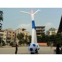 Promotion Football Air Dancer Inflatable Advertising Products For School Manufactures