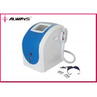 portable type ipl xenon lamp hair removal , 100000 shots, Water Cooling Manufactures