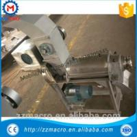 full automatic power press juicer/fruits juice processing machine/apple screw juicer Manufactures