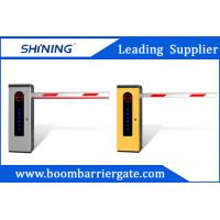 Buy cheap Intelligent Car Parking Equipment High Speed Parking Automatic Boom Barrier from wholesalers