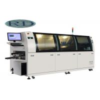 China Wave Soldering SMT Assembly Equipment 0.3-0.5MPa Hot Air Preheating Method on sale