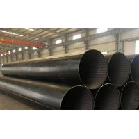 Q245B Q345B 16Mn Hot Finished / Cold Finished ERW Carbon Steel Pipe For Fluid Manufactures