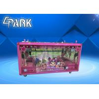 Claw Crane Toy Vending Machine For 4 Players Multi-Language Support Manufactures