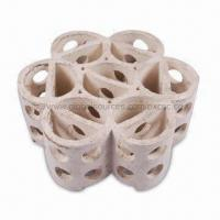 Full Ceramic Structured Packing with Volume Ranging from 72 to 80% Manufactures