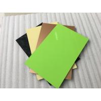 Vivid Color PVDF Aluminum Composite Panel Exterior Wall Cladding Materials Manufactures