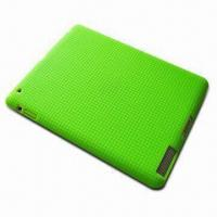 Silicone Case for Apple's iPad, Various Colors are Available Manufactures