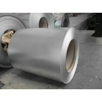 For industrial  wallboards 610mm ID 1500mm ED 750mm width 0.35mm thickness Grey Galvalume Steel Coil Manufactures
