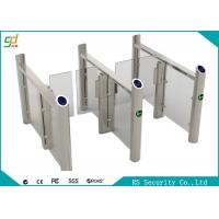 Intelligent IR Sensor automatic Barrier Gate Turnstile For Disabled Manufactures